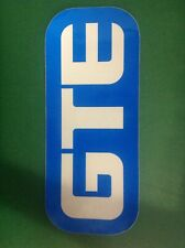 Gte Scotchlite Reflective Adhesive Decal