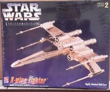 1995 STAR WARS X-Wing Fighter Ltd Ed Model Kit-MPC-FREE S&H (SWMO-8769)