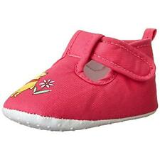 Disney 5047 Winnie The Pooh Pink Infant Girls Graphic Crib Shoes 0-6 MO BHFO