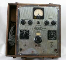 RARE Hickok model 575 Bridge tester -as is, display or restore