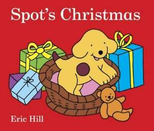 Spot's Christmas - Board book By Hill, Eric - GOOD