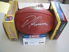Devonta Freeman Autographed NFL Football   PSA