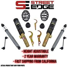 Street Edge Coilover Kit 99-06 BMW E46 323/325/328/330 2WD Coilovers