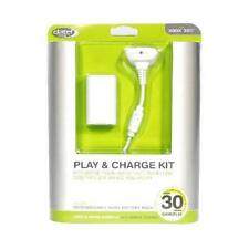 Play & Charge Kit per Xbox 360