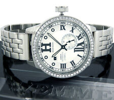 HAEMMER GERMANY LADIES AUTOMATIC FEMINICA ASHLEY SAPPHIRE SWAROVSKIS 45mm NA-04