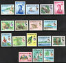 Dominica 1968 Statehood full set mounted mint