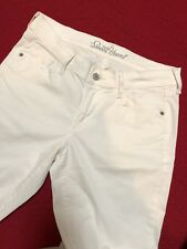 OLD NAVY THE SWEETHEART MARSHMALLOW SLIM STRETCH DENIM JEANS Size 6 BRAND  NEW! 41bd869c2