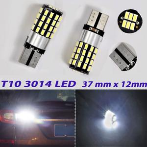 T10 921 168 194 2825 Reverse Backup Light 6000K 54 Canbus LED Bulb A1 L