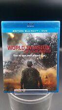 blu ray VF TBE world invasion battle los angeles dvd + blu ray