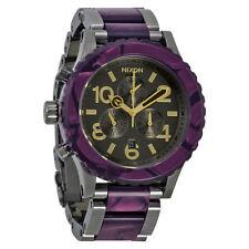Nixon Stainless Steel Case Women's Sport Wristwatches