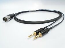 Dyson Audio Mogami Focal Elex Hifiman Sundara Ananda Headphone Cable 2 meter