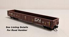 N Atlas Evans 52ft Gondola - Canadian National #CN 136623