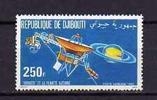 16801) DJIBOUTI - GIBUTI 1980 MNH** Nuovi** AM Voyager