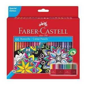 Faber Castell Pencils Case 60