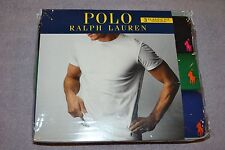 Polo Ralph Lauren Set of 3 Classic Fit Cotton Crew Assorted T-Shirts Sz: X-Large