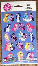 My Little Pony Stickers Free Shipping New 48 Stickers