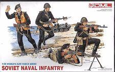 DML Modern (80's?), World's Elite Force, Soviet Naval Infantry in 1/35 3005