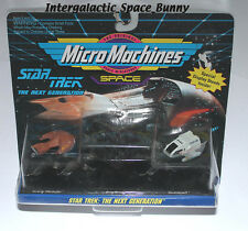 1994 Galoob Micro Machines Star Trek Next Generation Ferengi Borg Shuttlecraft
