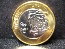 2016 Rio Paralympic Games Real Coin > Mascot Tom