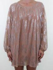 Topshop Long Sleeve Floral Petite Dresses for Women