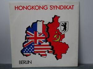 """Hongkong Syndikat:  Berlin  UK  EX+   7"""""""