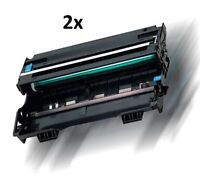 2 Trommel Rebuilt kompatibel für Brother HL5350 HL-5350DN 5340 D 5340DL 5370