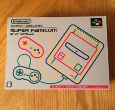 Nintendo Classic mini Super Famicom Console Japan new SNES Super —FAST FREE SHIP