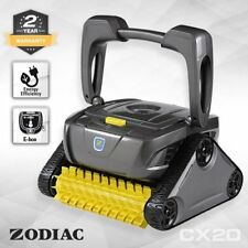 Zodiac CX20 Robotic Pool Cleaner. Floor, Wall, Waterline.