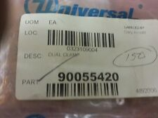 Universal Instruments Radial Chain 90055420 Dual Clamp *New* qty 25 pieces