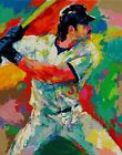 LEROY NEIMAN Mike Piazza CLOSEOUT SALE on ALL SERIGRAPHS! Make Offer!