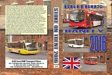 3241. Hanley. UK. Buses. January 2016. Another update on the buses of Stoke on T