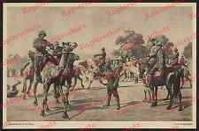 Roloff Deutsch-Südwestafrika Schutztruppe DSWA Armee Kamelreitschule Wüste 1918