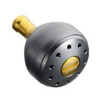 Reel Yumeya aluminum round power handle knob 26873 Shimano Gray L knob for TypeB