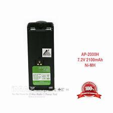 2100mAh WPNN4013 NTN7143CR NiMH Battery for MOTOROLA HT1000 GP2010 MTX-LS MT2000