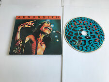 Aerosmith ‎– Hard Nox & Dirty Sox DIGIPAK : Tuff Bites ‎– T.B 94.1005 : CD