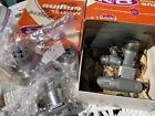 Lot Of K&B RC Airplane Engines, 3 K&B 35 And 1 K&B 40 with Muffler