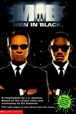 Men in Black: A Novelization by J. J. Gardner (1997, Paperback)
