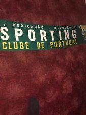 Sporting Lisbon scarf Portugal football