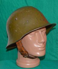 WW2 Bulgarian Army Steel Combat Headgear M36 type A
