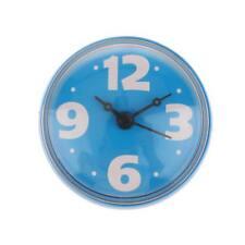 Atomic Bathroom Shower Digital Alarm Clock With Suction Cup Wall Clock Sticker