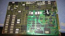 Atari Pit Fighter Arcade Video Game Pcb Logic Board-Works 100% Revision 2 Jamma