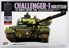 Arii 441039 Challenger-1 British Remote Control Tank 1/48 Scale Kit