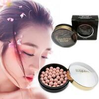 Matte Blusher Ball 3 in1 Blush Eyeshadow Contour cosmetics powder balls 8 colors