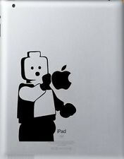 Lego vinyl sticker for Apple Ipad or laptops. Various colours available