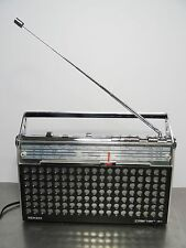 Vintage Radio - Designer Kofferadio Siemens Planar RK 411  ~ 1974-77