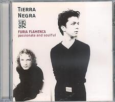 TIERRA NEGRA – Furia Flamenca  / Rare 1997er CD in Top Zustand ! No. TNR 840019