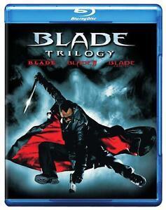 Blade Trilogy [Blu-ray] 2014