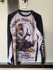 tatami fightwear Thinking Monkey Rash Guard And Shorts