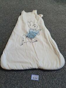 Peter Rabbit Up To 6 Month Sleeping Bag 2.1 Tog Unisex (B534)