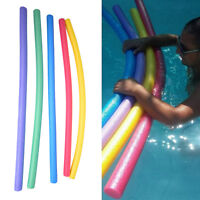 Floating Kickboard Swimming Pool Noodle Solid Core Water Float Foam Kids HV
